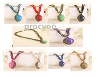 Wholesale Sale Bohemian ethnic style necklace pendant necklace female retro jewelry mixed batch of color options