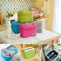 Wholesale Ice Bags Outdoor Practical Small Portable Cooler Bag Lunch Bag Picnic Waterproof Pouch Organizer Bag