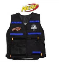 Wholesale Nerf N strike Elite toy gun Elite Accessories tactical vest nerf Ammo Holder Black