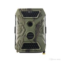 Wholesale HD P scouting hunting camera New HD Digital Night Vision Trail Camera inch screen IR Hunter Cam