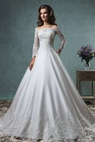 Cheap 2015 lace wedding dresses Best long sleeves wedding dresses