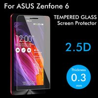asus hd - Cell Phone Zenfone Tempered Glass screen protector for Asus Zenfone ZE550ML inch Top Quality H mm D HD Clear