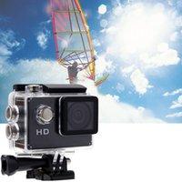mini camcorder - Mini DV Action Camera A7 SJ4000 HD P Sport Camera in LCD Degree Wide Angle Lens M Waterproof Mini Camcorders D2369