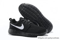 fast shipping shoes - Fast Nike Roshe Run Shoes Mesh Up Mens Women Running shoes Womens Sneakers Drop Shipping Boys Sports Shoes size