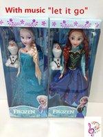 Cheap Frozen musical Doll Best 11.5inch Frozen Doll