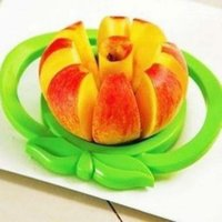 apple divider - 2015 Big Apple stainless steel cutter slicer divider cut fruit apple cut creative life creative tools HO DHL
