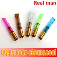 Wholesale Smoking Pipe Filter Bcirculation Type Filter Cecycling Cigarette Holder For Healthy Smoke Clean Cool Real man