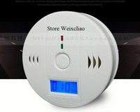 Wholesale Home Use CO Alarm Easy To Install With dB Sound Level Alarm