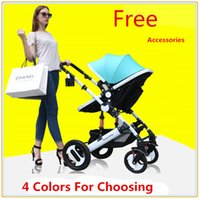 Wholesale 2015 Baby Travel System Kids Prams Carry Cot Seat in Children Trolley With All Accessories As Gift For Baby From Years
