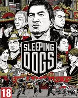 Wholesale 2015 PS4 genuine game SLEEPING DOGS blood rogue digital download version of the British certification