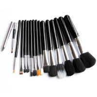 beauty connect - Makeup Brushes Set Make up Brush Professional Classic Beauty Tools Wood Handle Aluminum Connect Rayon Wool Health