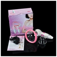 best portable vacuum - Best Effect Portable Bust Enhancer massage Machine Vacuum Massage Breast Care Machine For Nipple Lifting Breast Enhancer Massager With Cups