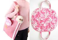 Wholesale Pet mat dog carrying bag comfortable cat handbag cushions pillows
