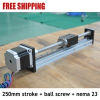 Wholesale Factory Price Mm Effective Stroke mm s speed Linear Drives for Motorized XY Table