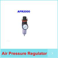 air oil separators - ZnDiy BRY AFR2000 Air Pressure Regulator Oil Water Separator Trap Filter Airbrush Compressor