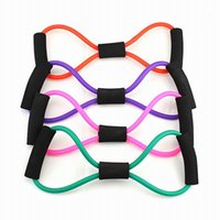 Wholesale Shaped The Tension Rope Pull Rope Girl Chest Chest Expander Yoga Prati Pilates Fitness Yoga Belt