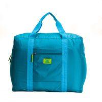 Wholesale 2015 New Arrival Travel Bag Foldable Men Travel Bags Fashion Design Colors Waterproof Women Bag New Brand Unisex Totes