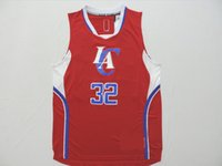 basketball uniforms - Men s Basketball Jersey Blake Red Uniforms Cheap Basketball Wears Embroidery Logo Name Allow Mix Order