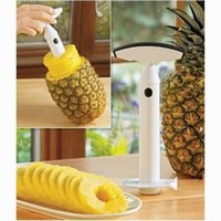 Wholesale Fashion Pineapple Pare Machine Peeler Cutter Useful Kitchen Fruit Tools ZER