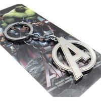 animation film making - Hand Made Pendant Keychain Avengers Ironman Game of Thrones The Flash Keychains Brand Pendant Animation Film Collection Via DHL Keychain
