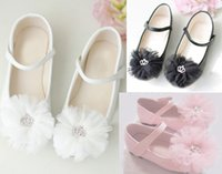 baby formal shoes - NEW kids flower girls shoes PU Leather Children s girl preal wedding medium Formal autumn party princess infant toddlear baby