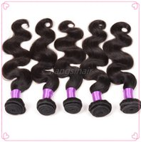 Wholesale Peruvian Hair Bundles Unprocessed Natural Color Virgin Hair Extensions Weft Peruvian Human Hair Weave Body Wave Style