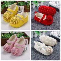 beautiful footwear - Beautiful fashion style soft sole baby boy girls footwear pre walker first walker Toddler shoes mary janes R1102