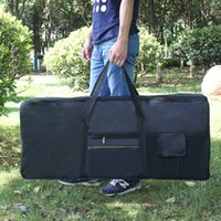 Wholesale High Quality Portable Key Keyboard Electric Piano Bag Padded Case Gig Bag Oxford Cloth stylish appearance order lt no track