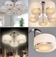 Wholesale Acrylic Chandelier lights modern brief living room lights lights V