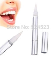 Wholesale 2016 Creative Effective Teeth Tooth Whitening Whitener Pen Sexy Celebrity Smile for every people but not babies