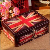 alpine storage - biscuit Iron lock metal box with lock Iron money box Storage box