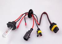 achat en gros de ampoules bixenon-35W bixenon DC xénon HID de l'HID H7 Xenon Pour phare de voiture de remplacement des lampes ampoule bi-xénon Salut / Lo faisceau 43k 6k 8K