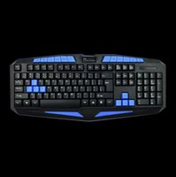 Wholesale Top Quality Wired Gaming Keyboard illuminated Durable Professional Game Keyboard