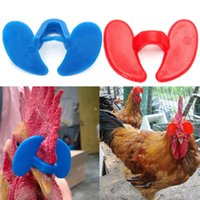 Wholesale 2015 Hot Sell Special Offer Pinless Chicken Peepers Pheasant Poultry Fowl Blinders Spectacles