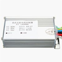Cheap 24V 250W Brushless Motor Controller Of Electric Scooter Controller Bike 2 x 5.2 x 3.4cm High Quality