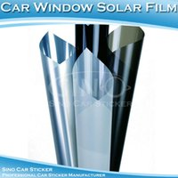Wholesale 1 x12M Car Window Glass Solar Protection Tinted PET Film