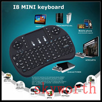 ball control games - Rii Air Mouse Wireless Handheld Keyboard Mini I8 GHz Touchpad Remote Control For MX CS918 MXIII M8 TV BOX Game Play Tablet
