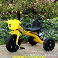 Wholesale Factory direct Qi Feng new fashion baby stroller sport tricycle pedal bicycle child