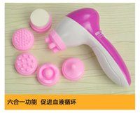 Wholesale facial clean tool Electric Wash Face Brush newest Facial Pore Care Tools Cleaner Body Cleaning Massagers