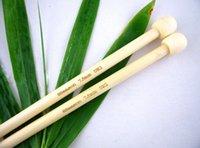 knitting needle - 17Pairs Bamboo SP Knitting Needles UK Size cm