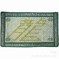 Wholesale Factory sales of natural jade Jade mahjong seats rectangular pillows