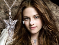 Wholesale lord of the rings necklace the hobbit arwen evenstar elven necklace lord of the rings evening star necklace silver in stock