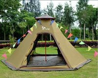 Wholesale Indiana family camping tent canopy pergola for outdoor people sleeping in a tent field trip