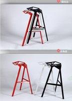 Wholesale Transformers chair leisure chair designer cast iron tall bar stool bar chair bar chairs creative geometry