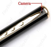 best avi - Best Selling avi HD Spy pen DVR Camera hidden Pen DVR Micro SD Card Hidden camera from spy camera factory