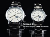 amazing lovers - Amazing Cute Mens Women Quartz watch Lovers Watches Wristwatch Stainless S wristwatches White