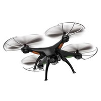 Wholesale Price Syma X5SW Explorers2 G CH Axis Gyro RC Headless Quadcopter with MP HD Wifi Camera FPV Black