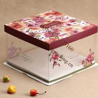 cake boxes - Cake Packaging plastic Boxes Cake Bakery box Hold cake