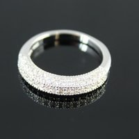 Wholesale Medisch Gereedschap Rhinestone Rings for Men Women Created Diamond Jewelry Ring Bisuteria Crystal Vintage Anillos Anel Feminino Joyas Y100