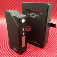 Replaceable lock box - 100 Original Sigelei W TC resistance lock SIGELEI W TEMP CONTROL BOX MOD vs sigelei w tc ipv4s fit horizon phantom